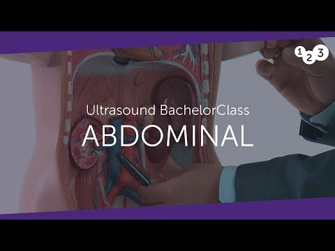 Abdominal Ultrasound BachelorClass – Your introduction to abdominal ultrasound