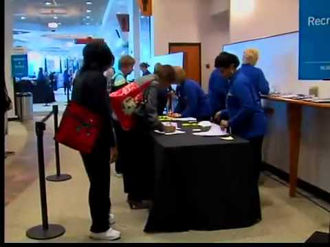 nursing career fair for jobs at the cleveland clinic