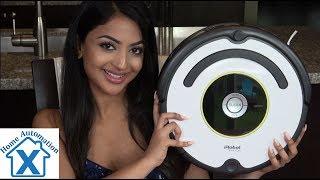 iRobot Roomba Robot Vacuum Cleaner Review