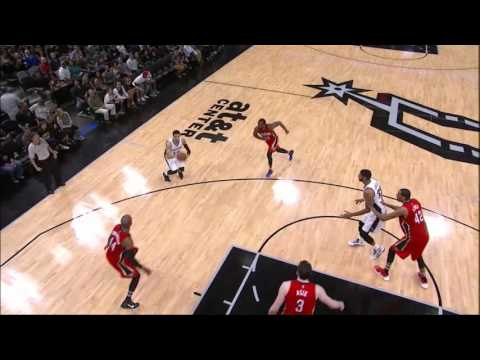 Spurs Never Fly-5 2015-2016 Offense Mix for San Antonio Spurs