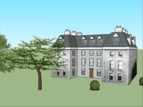 Balgreggan House Reconstruction YouTube