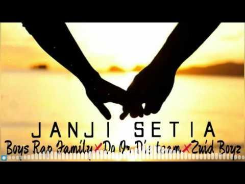 Janji Setia - Boys rap family X DOD TEAM X ZUID BOYS
