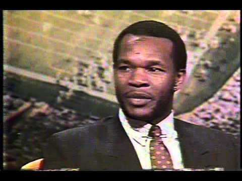 Forrest Gregg Show Dec. 15, 1985 Packers Head Coach NFL