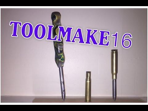 ToolMake16: DIY Center Punch : Scratch Awl