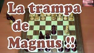 La trampa de Magnus Carlsen  al numero dos mundial Fabiano Caruana  Ajedrez