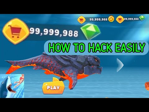 hack game hungry shark evolution android - How to hack Hungry Shark Evolution easily, Get unlimited coins and gems