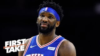 a-healthy-joel-embiid-would-lead-the-76ers-past-the-raptors-next-round-stephen-a-first-take