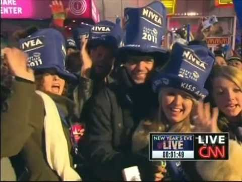 Countdown to 2011 New Year's Eve Times Square New York