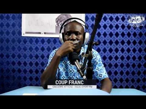 SPORTFM TV - COUP FRANC DU 11 AVRIL 2019 PRESENTE PAR GREGOIRE ATTIGNO