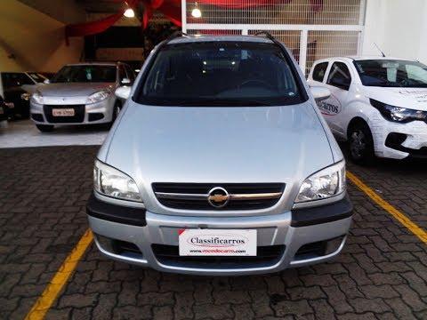 Chevrolet Zafira Elegance 2.0 16v Autom tica Flex 2012