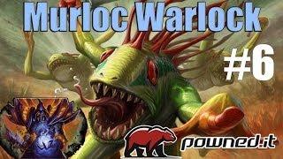 hearthstone ranked season 3 warlock murloc powned it 6