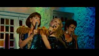 Clip - Super Trouper - Mamma Mia Movie - DVD - Complete