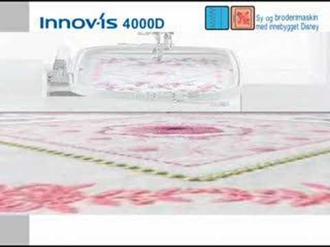 innovis qc 1000 sewing machine