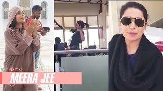 Meera's First Vlog Ever | Pakistani Actress Meera Jee | Visit to Dubai