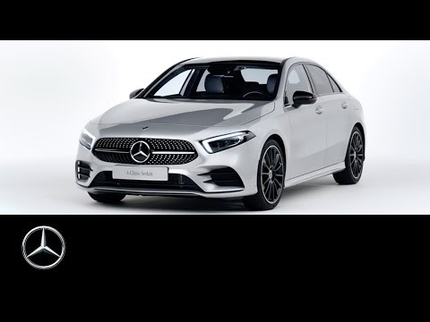Mercedes-Benz A-Class Sedan 2018: HANDS-FREE ACCESS  | Mercedes me