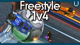Freestyler 1v4 | ft. Ganer, MuiricleS, Faith, g3sk & i_freestyle_on_car_ball_game