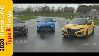 2020 Honda Civi Type R Model Styling Upgrades and Performance GT Sport Line Limited Editon