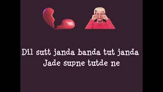 Supne (Harf Cheema) heart  touch song ❤