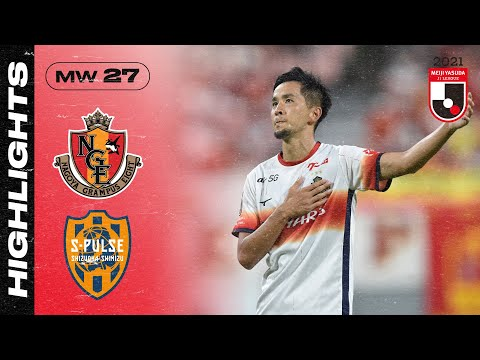 Nagoya Shimizu Goals And Highlights