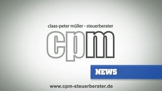 Fahrkostenansatz Wohnung - erste Tätigkeitsstätte cpm Steuerberater