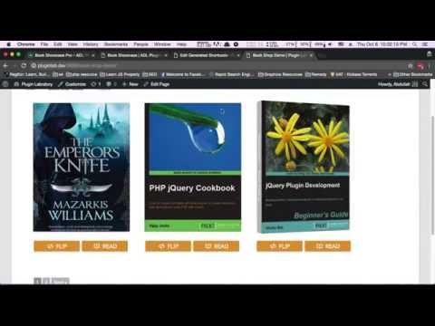 Book Showcase Pro