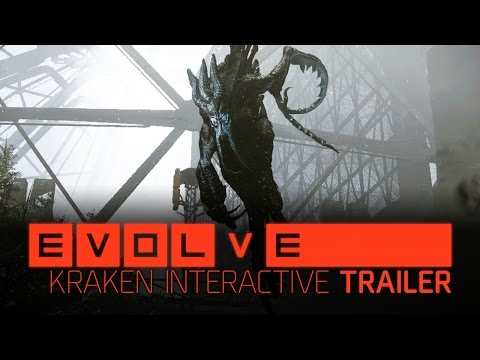 Evolve –– Kraken Interactive Trailer