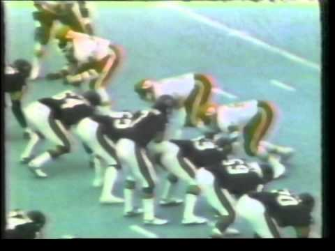Monday Night Football Halftime Highlights - November 14, 1977