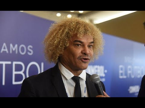 Colombia legend Carlos Valderrama to shave off his iconic hair