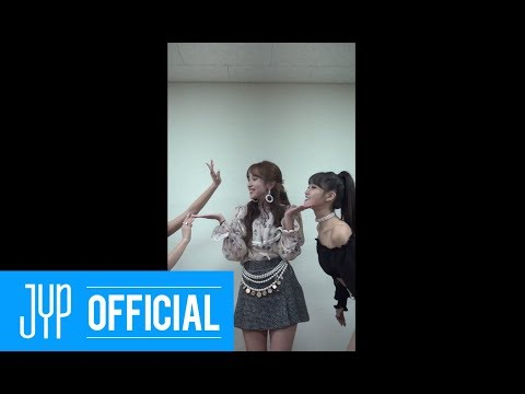 "TWICE ""YES Or YES"" Dance Video  (Lovely Ver.)"