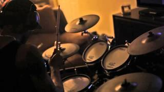 Kanye West - All Day (Perry Donta'e Drum Cover) Roland TD25KV