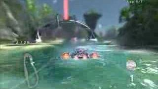 Fatal Inertia EX - PS3 Demo - Race 4 Knockout