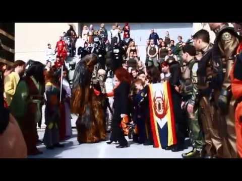 2014 Dragon*Con - Star Wars and Battlestar Galactica tribute