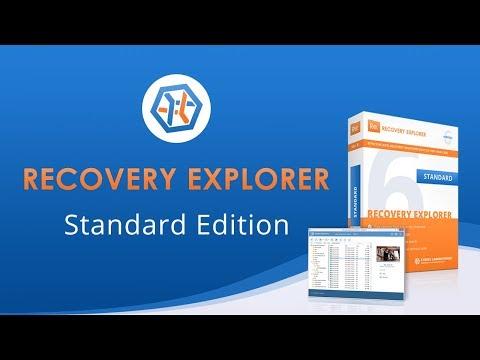 Recovery Explorer Standard [SysDev Laboratories]