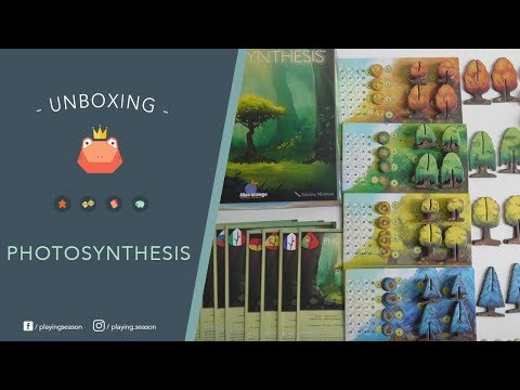 PHOTOSYNTHESIS | Unboxing