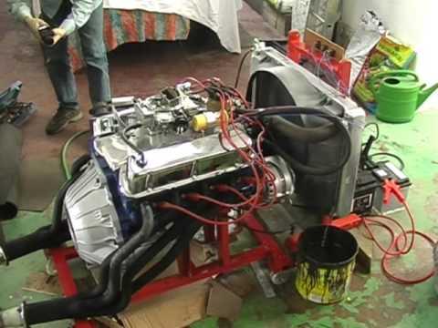 rebuild ford 302 motor