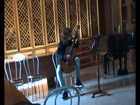 bruno pinto saggio chitarra conservatorio benevento