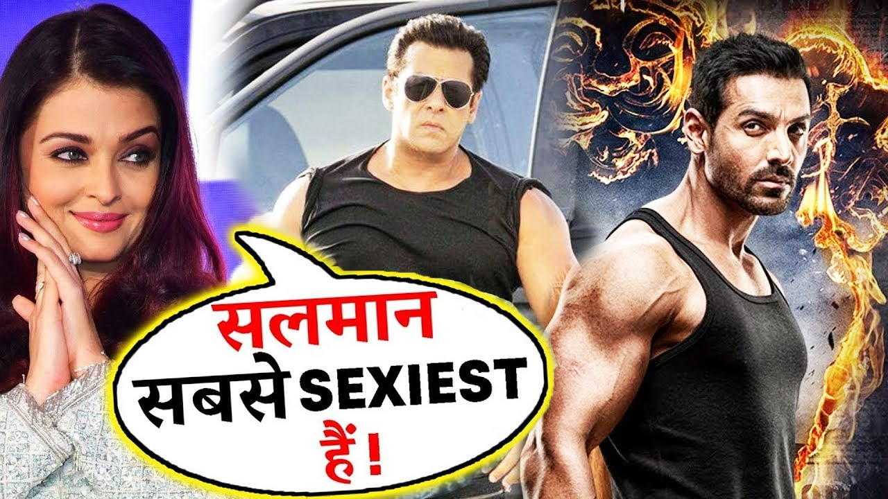 Aishwarya Rai  Salman Khan   Sexiest, John -4906