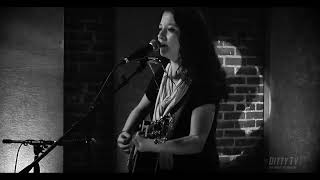 "Ashley McBryde performs ""Let's Lie To Each Other"" on Ditty TV"