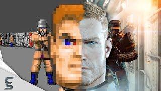 The Evolution of Video Game Graphics: Wolfenstein (1981 -2017)