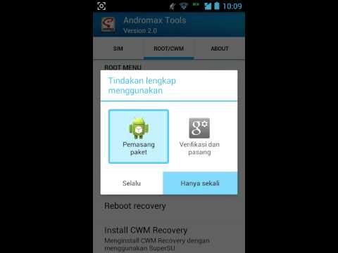 Cara Membuat Andromax C Internet Gsm Baru
