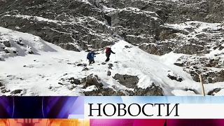 ВИнгушетии впервые проходит Чемпионат России поальпинизму. thumbnail