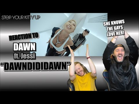 Reaction to DAWN (던) Feat Jessi - \