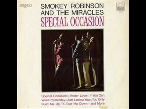 Smokey Robinson & The Miracles - Much Better Off