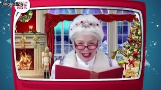 传统圣诞老人走向数字化 - YouTube