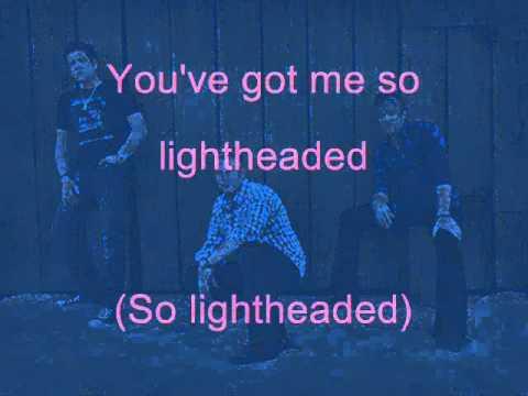 Rascal Flatts- Fallin' Upside Down Lyrics