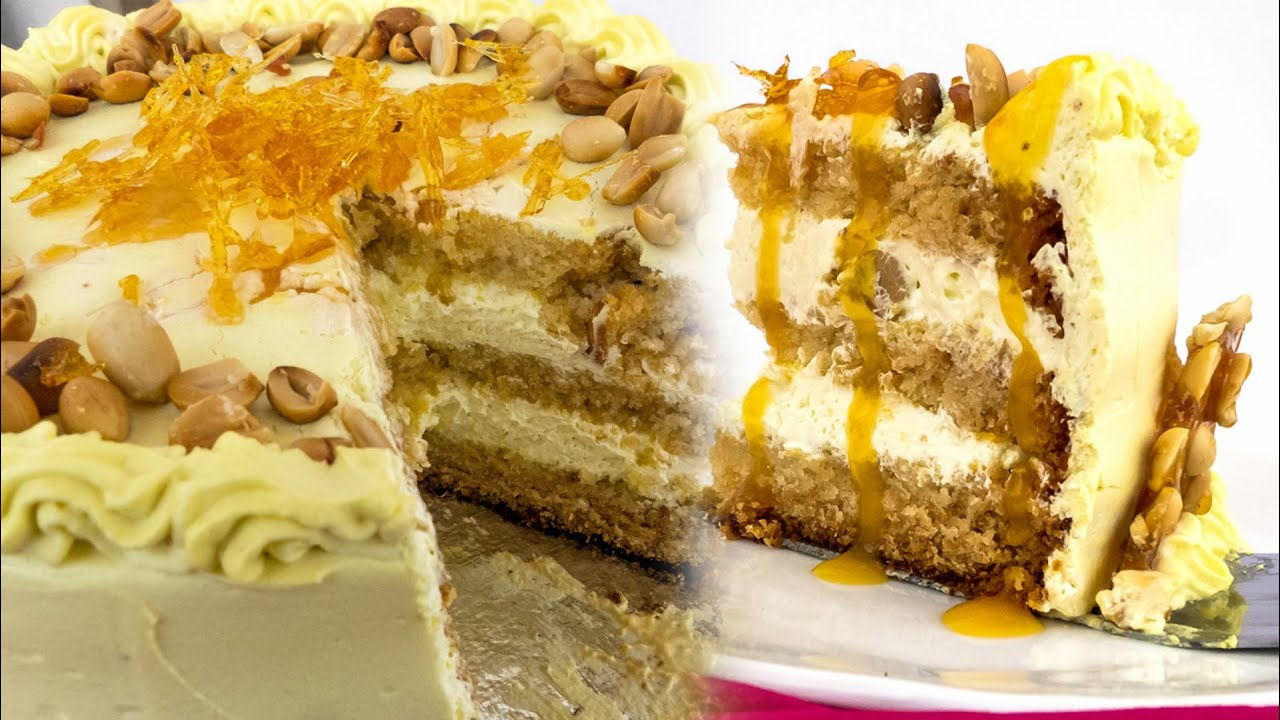 Eggless Butterscotch Cake Recipes