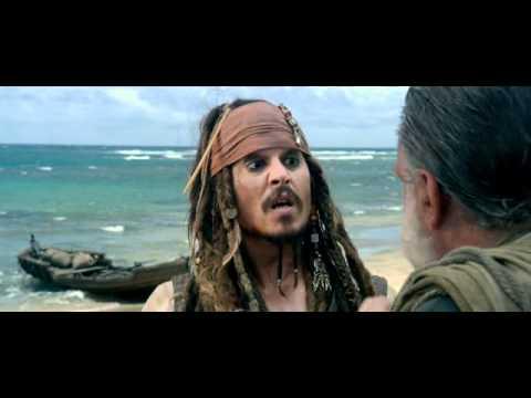 Pirati Dei Caraibi Oltre I Confini Del Mare Scena Finale