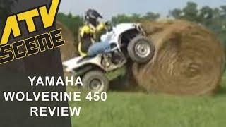 Yamaha Wolverine 450 4x4 Durability Test