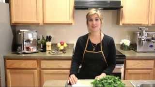 Sauteed Kale With Garlic Recipe
