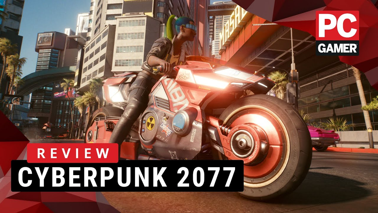 Cyberpunk 2077 (for PC) Review